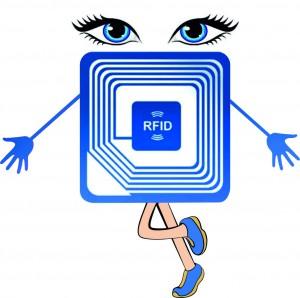 Logo muñeca RFID